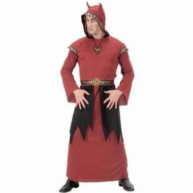 Satan kostuum heren carnaval