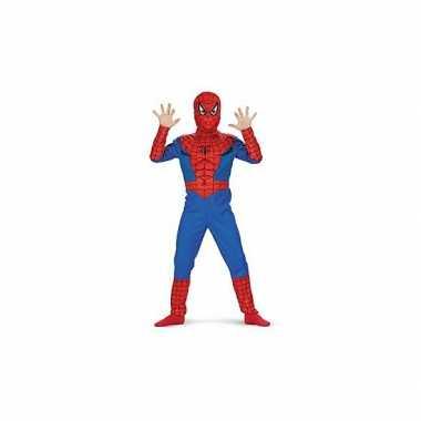 Spiderman kostuum jongens carnaval