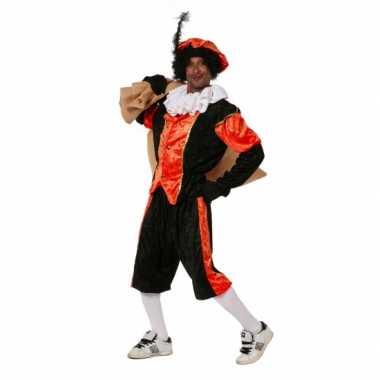 Voordelig Zwarte Piet kostuum carnaval