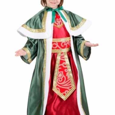 Wijzen uit Oosten kids kostuum carnaval