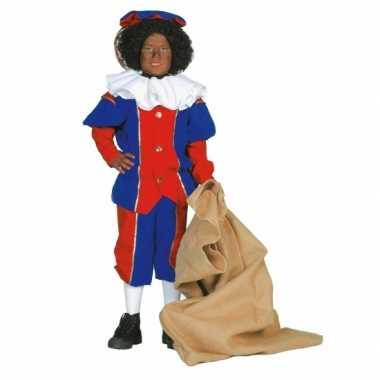 Zwarte Pieten kostuum kids carnaval