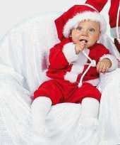 Baby kerst kostuum carnaval