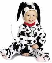 Baby kostuum dalmatier carnaval