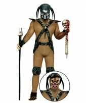 Carnavalskleding monster kostuum masker heren