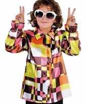 Kostuum s overhemd kinderen carnaval