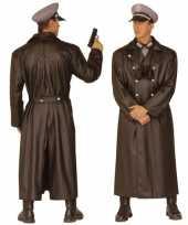 Kostuum tweede wereldoorlog duitse soldaat jas carnaval
