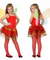 Vlinder kostuum meisjes carnaval